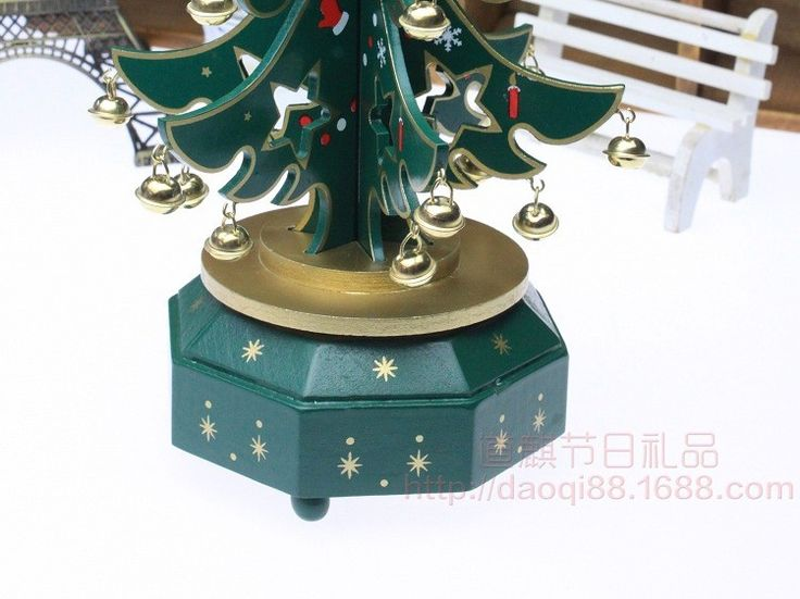 Musical Christmas Tree Decorations