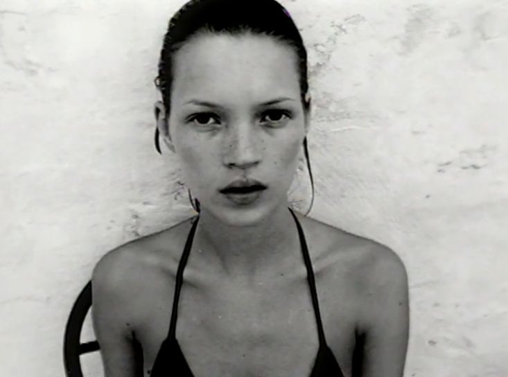 Kate Moss's 90s Calvin Klein 'Obession' ads are still some of the most memorable and iconic fashion images of all time.