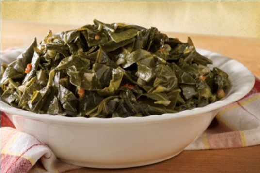 Mustard Greens Braised in Beer | CSA Recipes | Pinterest