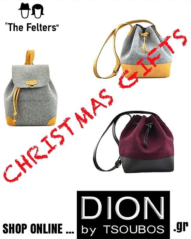 """The Felters"" bags"