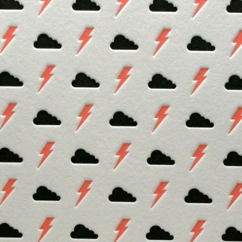 weather, clouds, thunder, lightning bolt, simple, shape, repeat pattern.