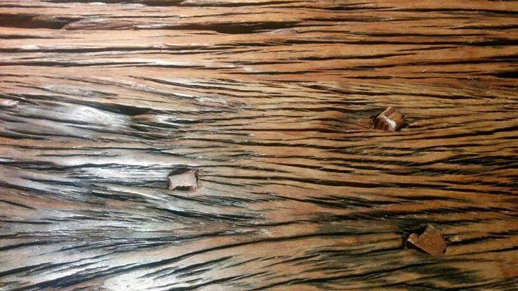 3D furniture is so last century. Add texture,  character and environmental consciousness. #reclaimedfurniture #sustainabledesign #greenliving #interiordesign #shabychic #rusticcharm #woodlove #solidwoodfurniture #woodporn #coffeetable #Nuparc #railwayties #rusticcoffeetable #Zenporium #shoponline #sale #textureispoetry