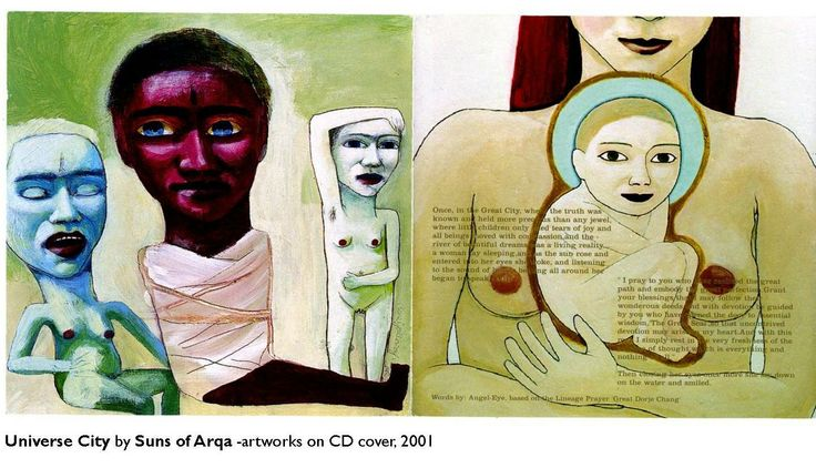 SUNS OF ARQA CD cover
