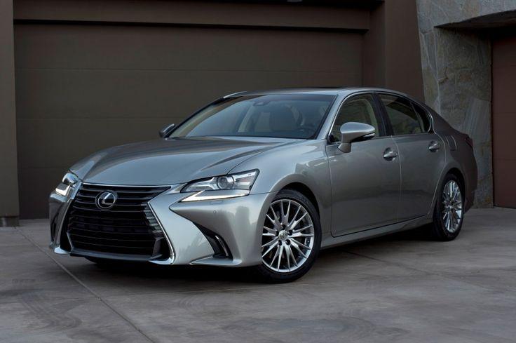 Lexus GS200t unveiled, replaces GS250