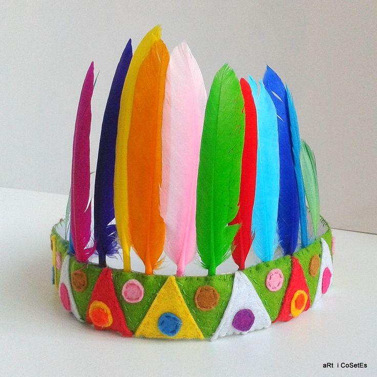 Corona de indio por ArtiCosetes