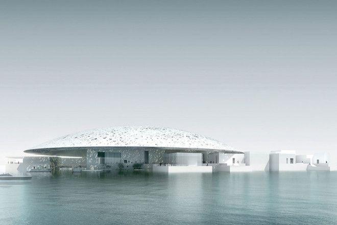 Abu Dhabi takes on the art world