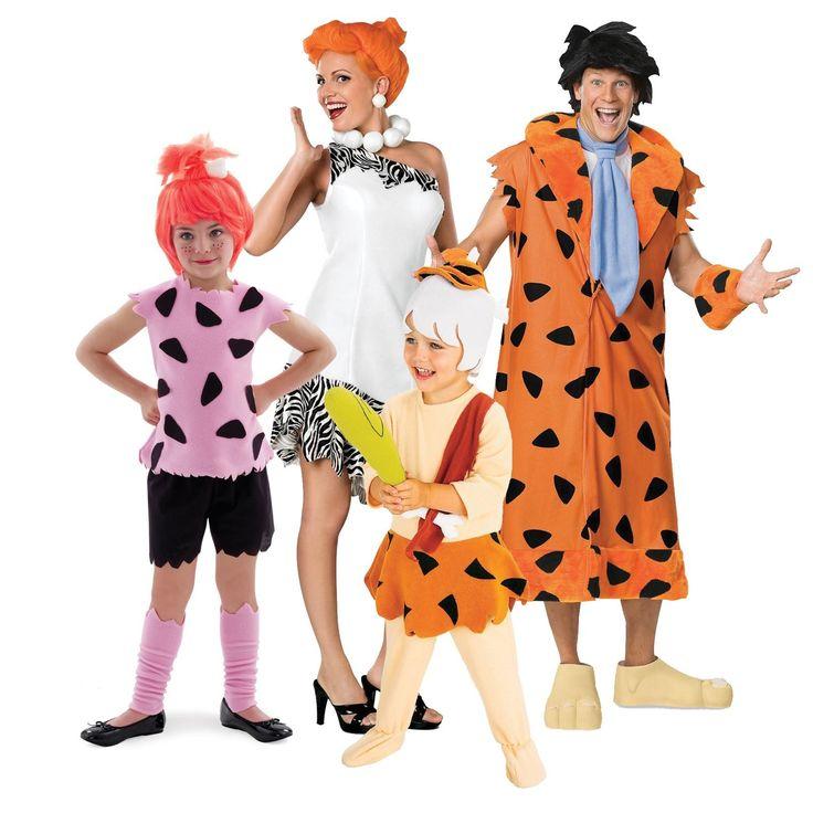 the flintstones halloween costumes group halloween costume ideas for 2014 - Great Group Halloween Costume Ideas