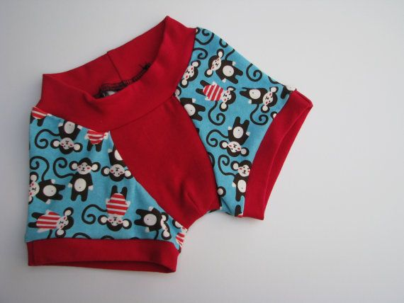 Boys boxers briefs undies underwear size 4 by poppinspatch on Etsy