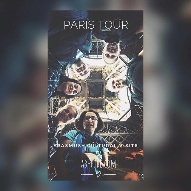 Cultural Tours in Paris #erasmusplus #erasmusplus2016 #erasmus #erasmuslife…