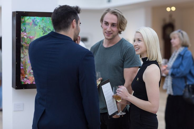 Lady Garden | Exhibition Opening   10. 09. 2017   Gallery guests at #CavalliEstate