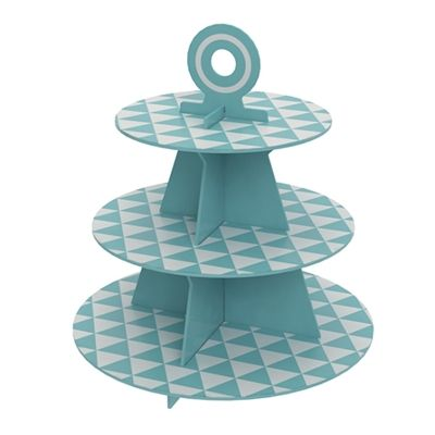 Store&Order - 3 Tier Cardboard Cake Stand
