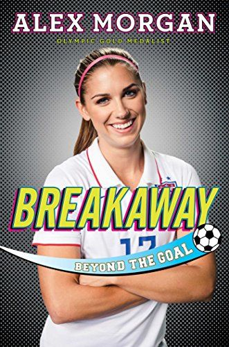 Breakaway: Beyond the Goal by Alex Morgan http://www.amazon.com/dp/1481451073/ref=cm_sw_r_pi_dp_WTjKvb09RWTEF