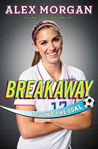 Breakaway: Beyond the Goal by Alex Morgan http://www.amazon.com/dp/1481451073/ref=cm_sw_r_pi_dp_WTjKvb09RWTEF