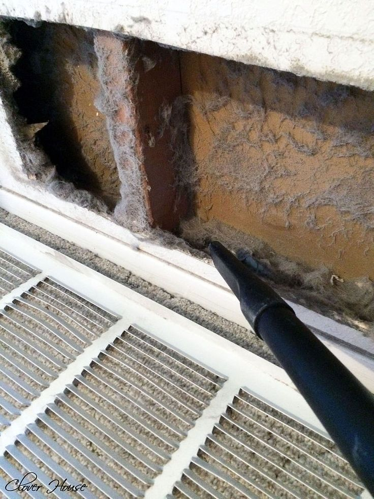 How to Clean Your Air Vent in Wall Return air vent