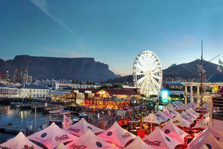 V Waterfront, Cape Town, SA