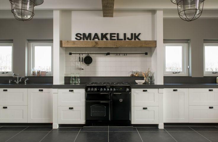 Landelijke keukens van zijn altijd herkenbaar keuken pinterest keukens keuken en zoeken - Heel mooi ingerichte keuken ...