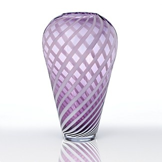 "Waterford ""Evolution Urban Safari"" Striped Vase, 15""Evolution Urban, Decor Ideas, 15Stripe Vases, Urban Safari, Safari Stripes, Waterford Crystals, Waterford Evolution, Stripes Vases, Crystals Evolution"