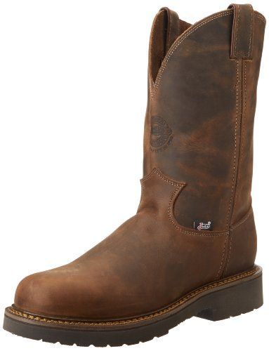 Justin Men's J-Max Pull-On Western Work Boot Soft Toe Chocolate 10.5 EE US Justin Original Work Boots,http://www.amazon.com/dp/B00475NGPA/ref=cm_sw_r_pi_dp_Emzctb0KNC1PCXP7