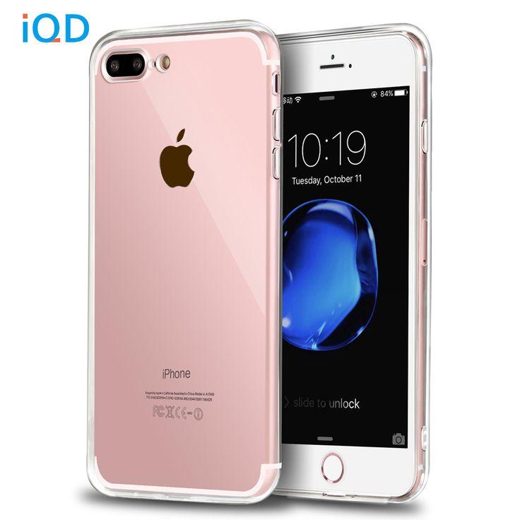 Para iPhone 7.7 de Apple más un Protector Protector Ultra Clear anti-rasguños  con Placa de Policarbonato Transparente y Poliuterano Flexible