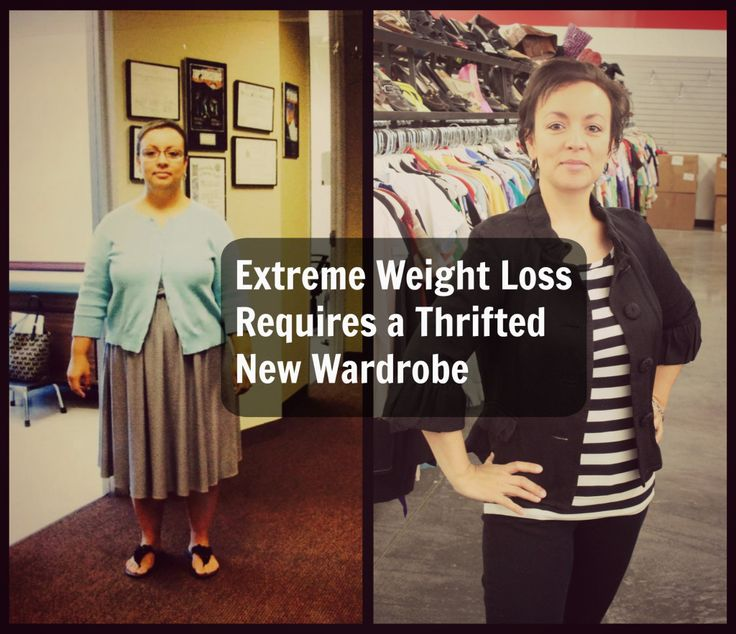Extreme Weight Loss New Wardrobe Tips! Easy ways to expand ...