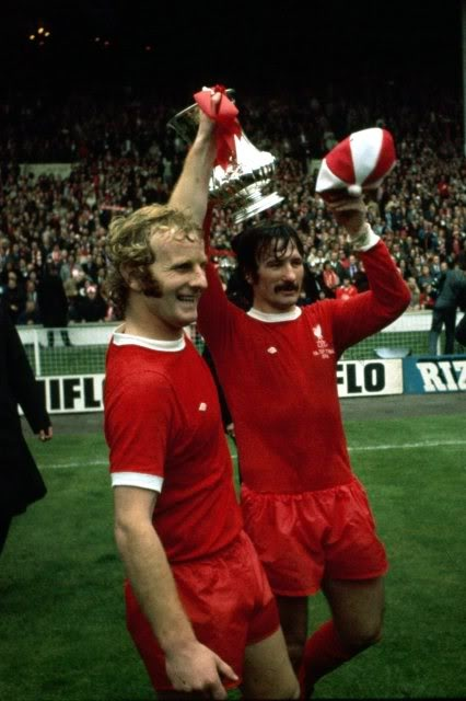 Lindsay & Smith 1974, Tommy Smith my fav player along with Rushie