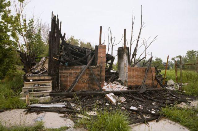 detroit ruins - Google Search