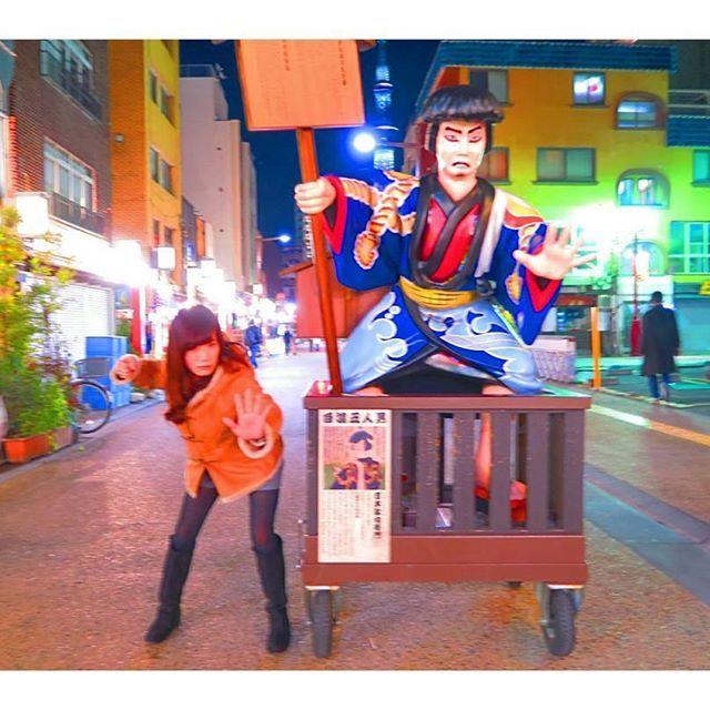 Instagram【tomostravel】さんの写真をピンしています。 《#kabuki #asakusa #sensoji #sensojitemple #tokyo #japan #travel#travelphot#travelphotography#travelpic#travelgram#nightview #traveltheworld#aroundtheworld#instatravel##travelphotoawards#traveltodaytv#travee#icu_japan#getoutandtravel#color#歌舞伎 #浅草 #浅草寺 #東京 #日本 #夜景》
