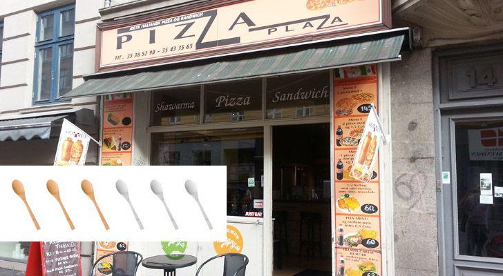 Plaza Pizza - Østerbro #foodie #foodreview #foodporn