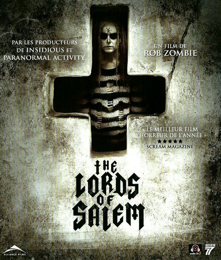 The Lords Of Salem Horror Movie