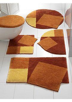 Hele comfortabele badmatten van de OTTO.de badmatten zijn in alle kleuren te verkrijgen.Ze zijn nog lekker betaalbaar ook.