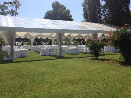 Gazebo Per Matrimonio In Giardino : Http lemienozze operatori matrimonio fiori e
