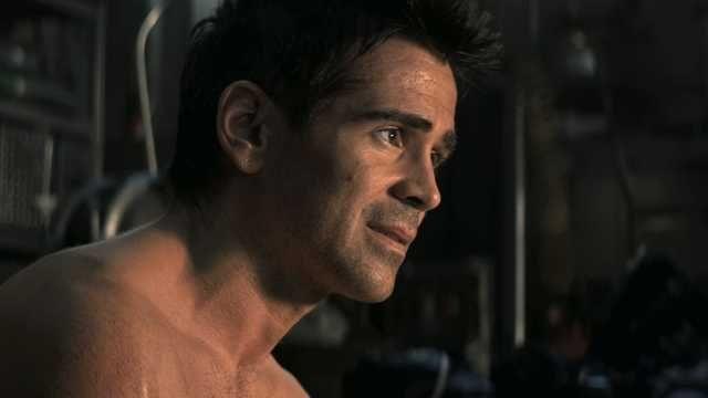 Colin Farrell in Total Recall