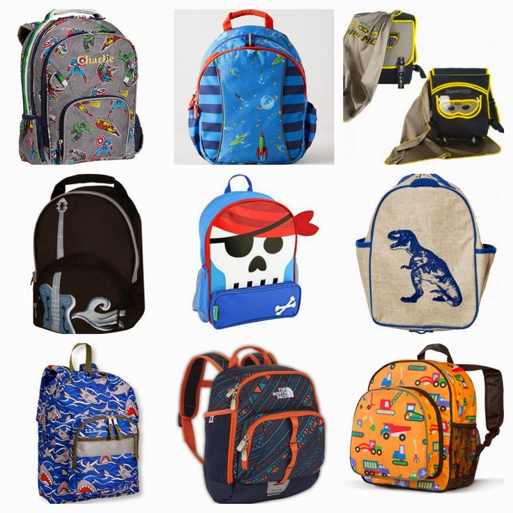25  best ideas about Kindergarten Backpacks on Pinterest ...