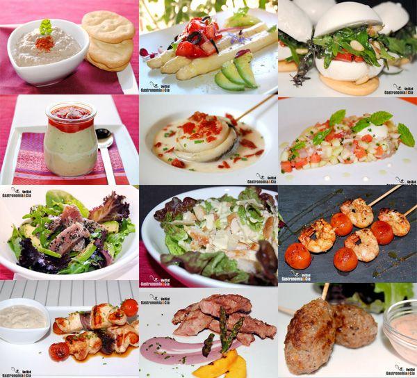 Doce recetas para la verbena de San Juan