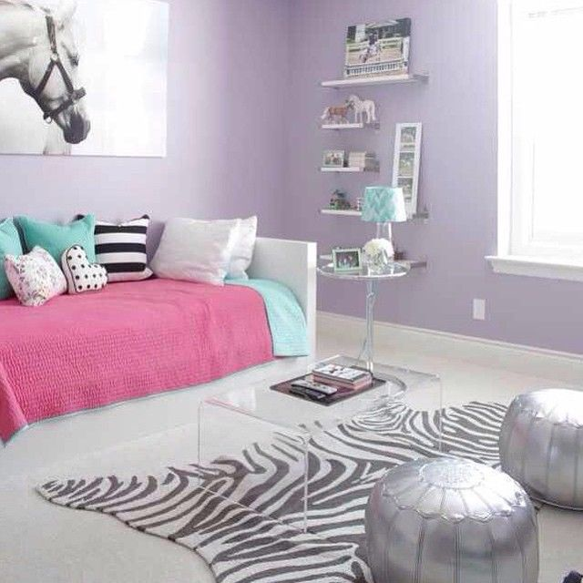 Girls Bedroom Accessories Mansion Bedrooms For Girls Tumblr Twin Bed Bedroom Bedroom Cupboards Design Pictures: Who Doesn't Love A Little Animal Print?