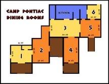 Dinning room mapDinning Room, Room Maps