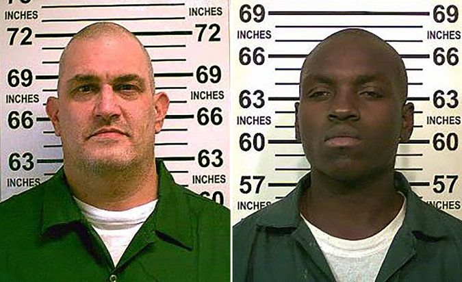 """""""For Blacks Facing Parole in New York State, Signs of a Broken System"""" in The New York Times, December 4, 2016."""