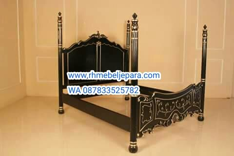 tempat tidur kanopi - roy mebel