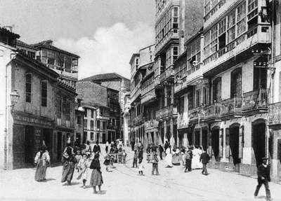 Calle de Panaderas 1908
