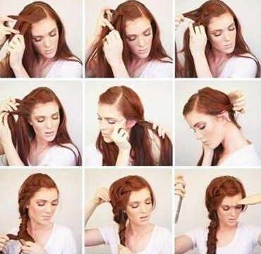 5 Frisuren-Ideen, die im Sommer angenommen werden können