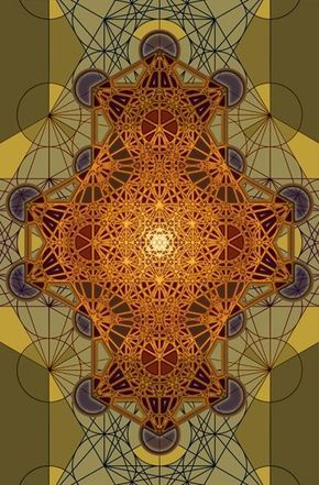Metatron's Cube Tapestry Poster from www.cafepress.com/wakingminds