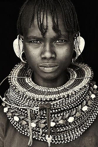 Turkana Tribe, Kenya (John Kenny)
