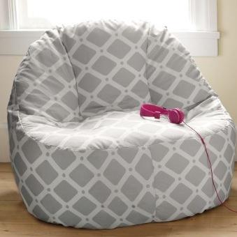 New chair.. LOVE (pb teen)