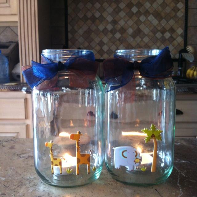 Best baby shower ideas images on pinterest mason jars