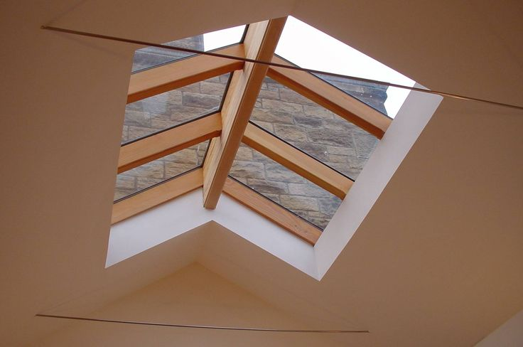 Timber Cupola makes the most of the natural light in a smaller space