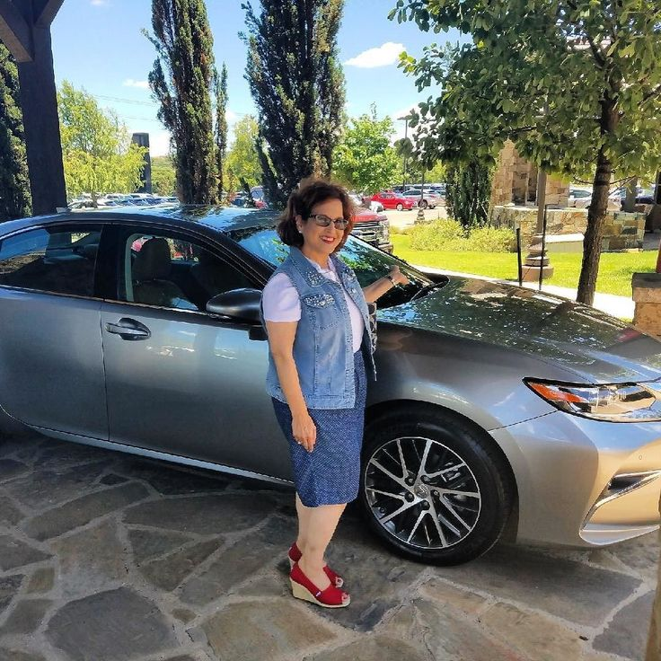 Congratulations  to Susie Wolf on her gorgeous new Lexus ES350!! Cory Holland Jamie Brennan and the entire @lexusdominion team wish you many happy miles!! #weloveourowners #lexuses #lexusfamily #repeatlexusowner #coryhollandlexus #northparklexusatdominion #lexus #lexususa