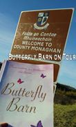 http://www.karenpowerauthor.com/ Butterfly Barn in Co. Monaghan in Ireland.