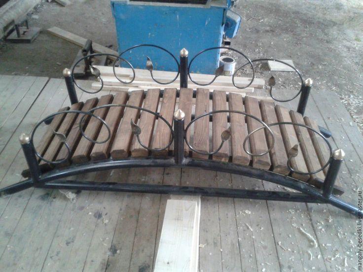 Купить Кованый мостик - Кованый, кованые изделия, мост, мостик, красивый подарок, красивый, недорого