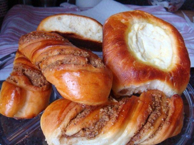Классика русской кухни - Ватрушки, а так-же ореховые булочки-вертушечки и много фотографий Сначала о тесте: изумительное тесто из обычных продуктов, очень легко…
