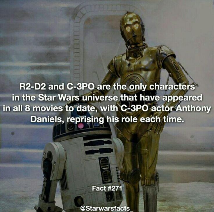 Star Wars Facts #StarWars #InAGalaxyFarFarAway